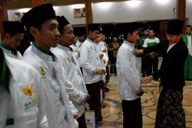 21 santri Trenggalek ikuti program pengabdian selama Ramadhan
