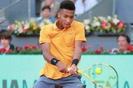 Auger hadapi Nadal pada putaran kedua Madrid Open