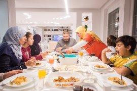 Tips makan sehat saat Lebaran