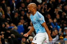 Liga Inggris: Kompany antar City tundukkan Leicester dan puncaki klasemen