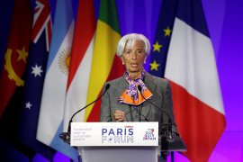 IMF: Tarif pemerintah  Trump merusak sistem perdagangan global