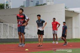 Sprinter muda Zohri tetap berlatih maksimal meski puasa