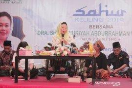 Shinta Nuriyah berharap Ramadhan jadi momentum redakan gejolak usai Pilpres
