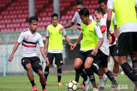 Madura United seleksi dua pemain asing
