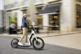 Volkswagen bakal produksi e-skuter bareng China