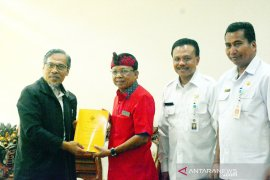 Gubernur Bali minta BPK tidak ragu berikan opini
