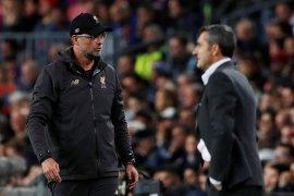 Barcelona kalah tapi sportif selamati  Liverpool