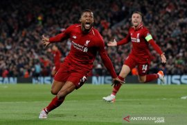 Wijnaldum sejak awal yakin Liverpool bisa menang 4-0