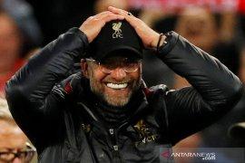 Disinggung terkait masa depan di Liverpool, Klopp terkejut