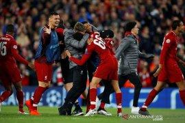 Usai bungkam Barcelona, Klopp puji Liverpool setinggi langit