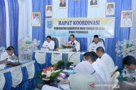 Wabup HSS pimpin tim khusus tangani kualitas air Sungai Amandit