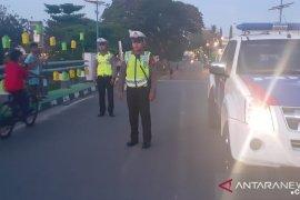 Polisi razia rutin balapan liar selama Ramadhan di SIngkawang