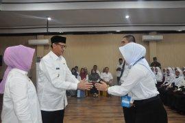 Gubernur Banten: tanamkan integritas dan anti korupsi CASN Banten