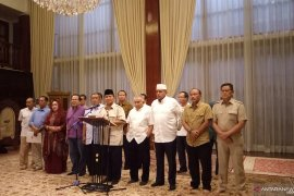 Capres Prabowo meminta pihak berwajib mengusut atas meninggalnya anggota KPPS