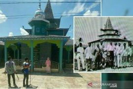 Masjid Assuada, masjid unik dengan kubah lancip