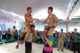 Tim provinsi  mulai nilai Desa Pantai Hambawang