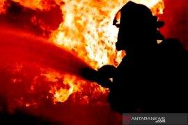 Gudang penyimpanan peluru di Polda Metro terbakar