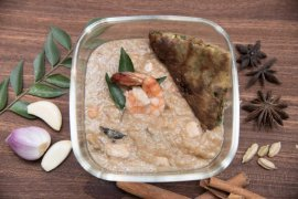 Inspirasi menu Ramadhan, Kanji Rumbi khas Aceh