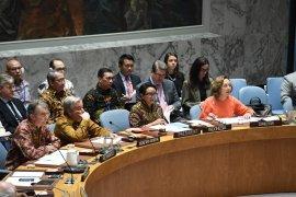 Menlu Retno pimpin sidang terbuka DK PBB soal pemeliharaan perdamaian