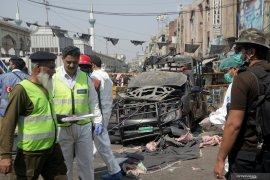 Ledakan bom di Quetta, empat polisi Pakistan tewas