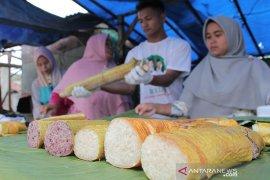 Leumang bambu, kuliner khas Aceh yang dicari saat Ramadhan