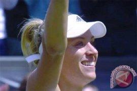 Kerber hadapi Sharapova di babak kedua Mallorca Open