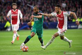 Reaksi atas kemenangan dramatis Tottenham atas Ajax