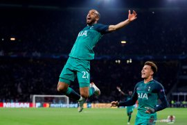 Hatrik Moura antar Tottenham ke final Liga Champions