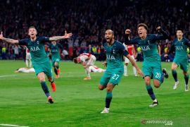 Keyakinan dan semangat juang kunci kemenangan Spurs