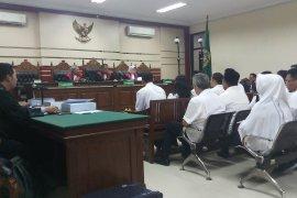 12 mantan anggota DPRD Kota Malang divonis berbeda