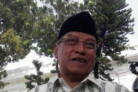 Said Aqil Siradj: jangan jadikan agama untuk tameng politik