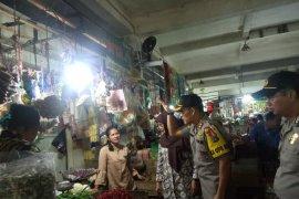 Tim Satgas Pangan Bangka Tengah lakukan sidak pasar