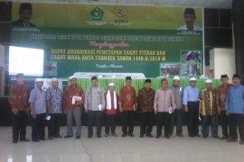 Kemenag Ternate tetapkan zakat fitrah 1440 Hijriah