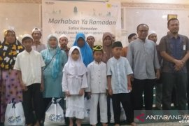 PLN ajak marbot dan guru ngaji bergembira di bulan Ramadhan