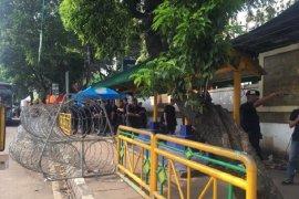 Sibuk, KPU tegaskan tidak menerima perwakilan pengunjuk rasa