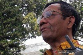 Mahfud MD: Aksi kericuhan 21-22 Mei sengaja mencari martir