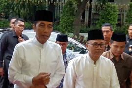Presiden dan Wapres buka puasa bersama dengan Ketua MPR