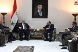 Masalah Palestina tetap jadi prioritas untuk Suriah