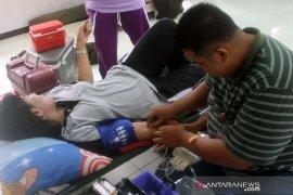 PMI Karawang datangi masjid mengakomodasi pendonor darah