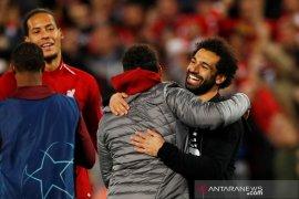 Tiga pilar Liverpool siap main laga pamungkas Liga Inggris