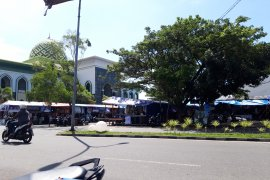 Pemkot Ternate tertibkan pedagang kaki lima