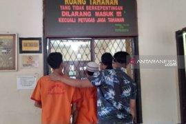 Tahanan Polresta Palembang kabur ke Tangerang ditangkap