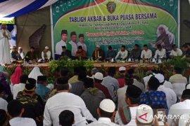 Syekh Ali Jaber hadir ceramah di Kediaman Bupati Penajam