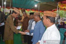 Gelar safari Ramadhan, Pemkab Gorontalo salurkan bantuan untuk masjid