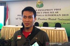 Pebulutangkis M Ahsan berniat puasa selama Piala Sudirman 2019