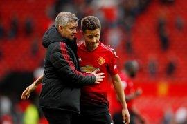 Herrera kirim salam perpisahan  emosional untuk Manchester United