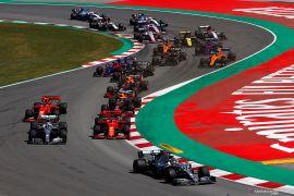 Lewis Hamilton kembali ke puncak klasemen usai juarai GP Spanyol
