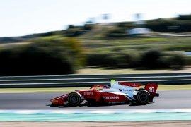 Pebalap Sean Gelael kemas poin di Race-1 GP Spanyol
