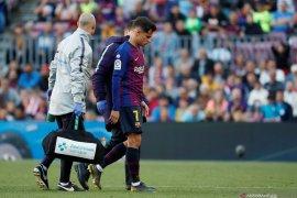 Barcelona tanpa Coutinho di final Copa del Rey