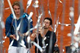 Djokovic juarai Madrid Open setelah kalahkan Stefanos Tsitsipas